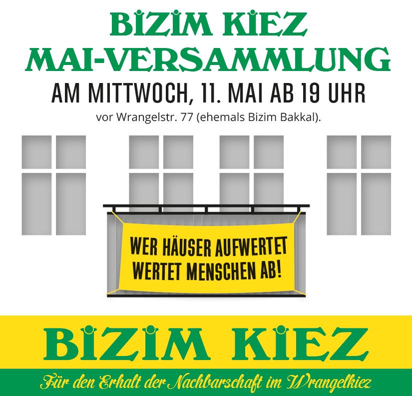 BizimKiez-Mai-Versammlung