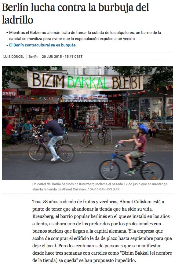 El Paiz Artikel vom 20.06.2015