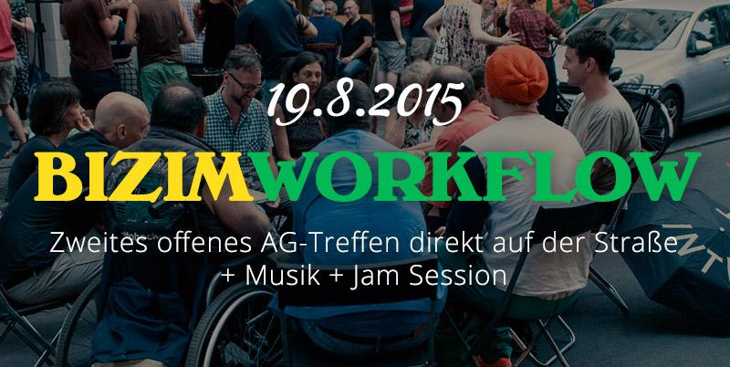 Bizim Workflow – Die Zweite