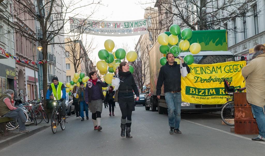 Bizim Bakkal Abschiedsfest 16.03.2016