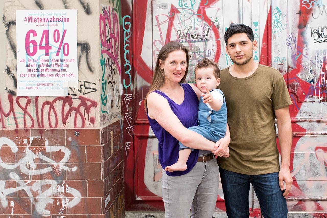 Lübbener Str 22 Junger Familie Mit Kleinkind Droht Zwangsräumung